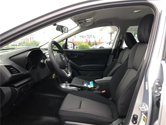 2019 Subaru Impreza Convenience (Stk: 32118) in RICHMOND HILL - Image 11 of 20