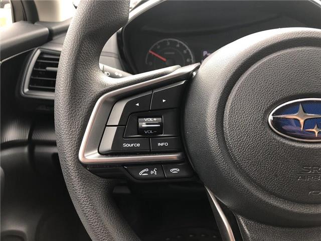 2019 Subaru Impreza Convenience (Stk: 32118) in RICHMOND HILL - Image 13 of 20