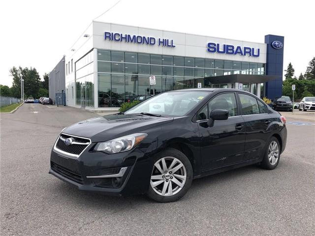 2015 Subaru Impreza 2.0i Touring Package (Stk: P03829) in RICHMOND HILL - Image 1 of 18