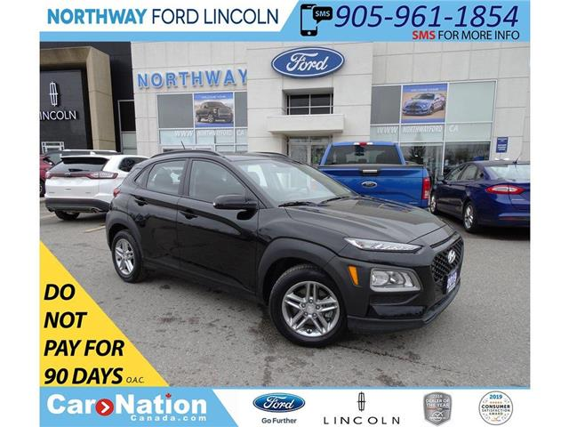 2019 Hyundai Kona Essential | AWD | HTD SEATS | BACKUP CAM | (Stk: DR155) in Brantford - Image 1 of 41