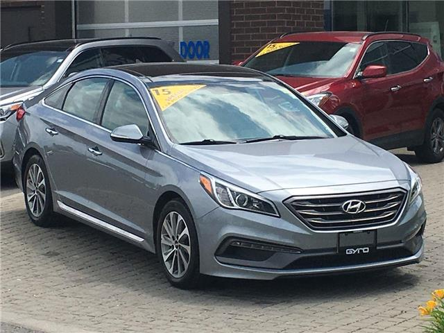 2015 Hyundai Sonata Limited (Stk: H5048) in Toronto - Image 2 of 30