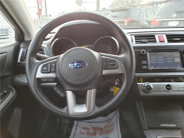 2015 Subaru Outback 2.5i | BLUETOOTH | B/U CAM | HTD SEATS (Stk: P11894) in Oakville - Image 15 of 22