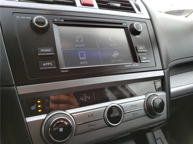 2015 Subaru Outback 2.5i | BLUETOOTH | B/U CAM | HTD SEATS (Stk: P11894) in Oakville - Image 16 of 22