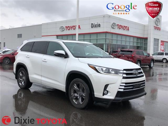 2017 Toyota Highlander  (Stk: D190837A) in Mississauga - Image 1 of 20