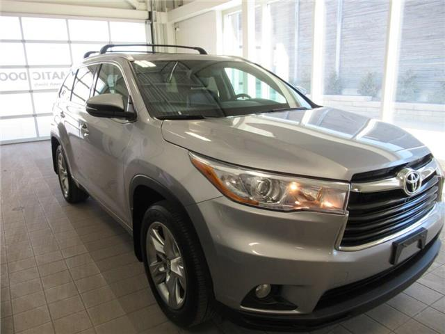 2016 Toyota Highlander Limited (Stk: 16018A) in Toronto - Image 1 of 17