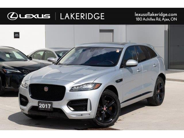 2017 Jaguar F-PACE 35t R-Sport at $45888 for sale in Ajax