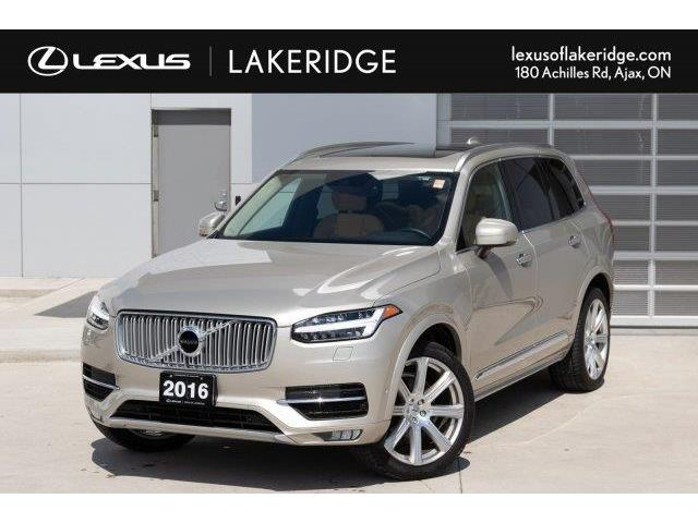 2016 Volvo XC90 T6 Inscription (Stk: IN0011) in Toronto - Image 1 of 28