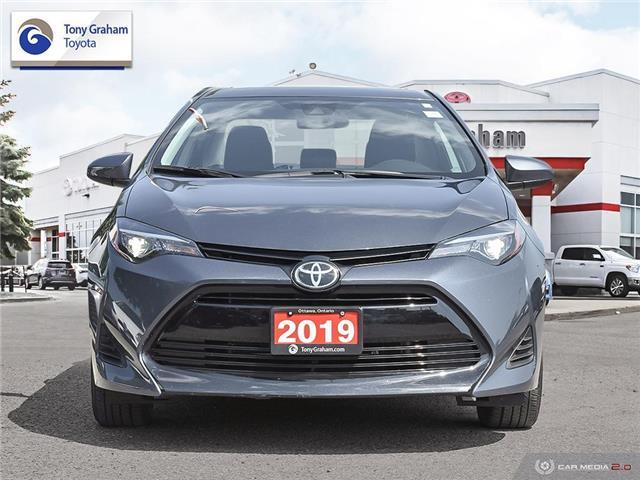 2019 Toyota Corolla LE (Stk: U9134) in Ottawa - Image 2 of 29