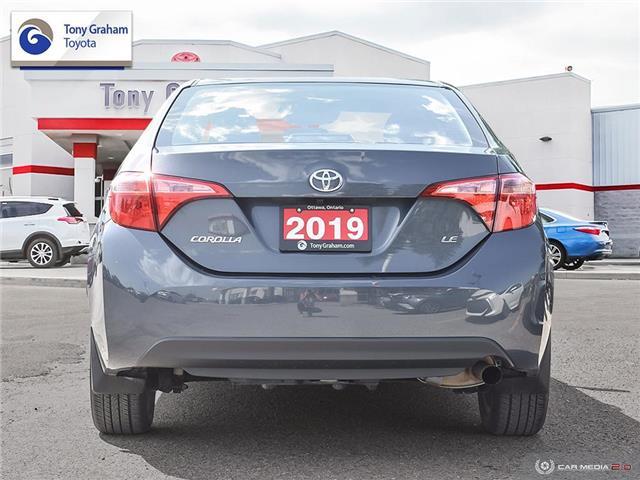 2019 Toyota Corolla LE (Stk: U9134) in Ottawa - Image 5 of 29