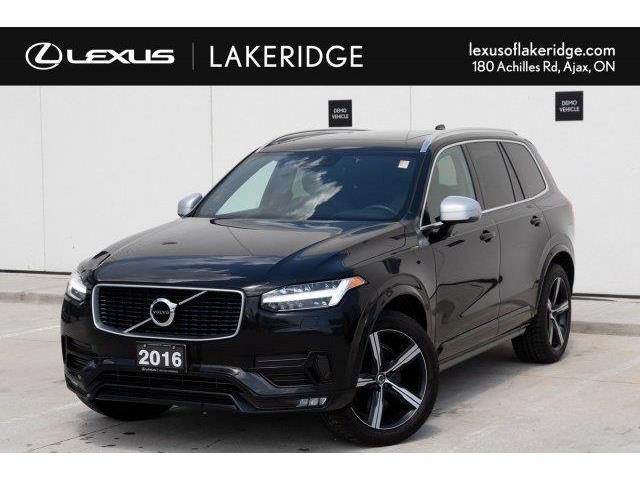 2016 Volvo XC90 T6 R-Design (Stk: IN0010) in Toronto - Image 1 of 27