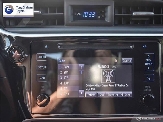 2019 Toyota Corolla LE (Stk: U9134) in Ottawa - Image 19 of 29