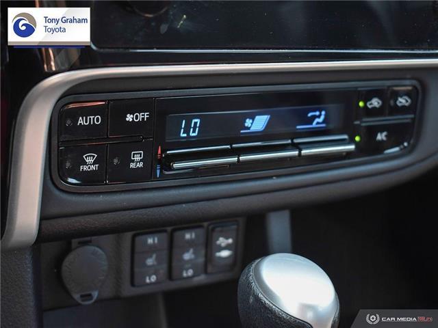 2019 Toyota Corolla LE (Stk: U9134) in Ottawa - Image 20 of 29