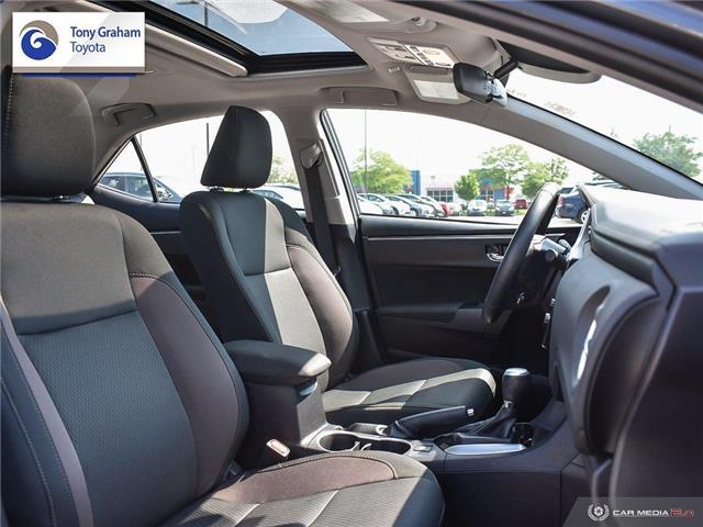 2019 Toyota Corolla LE (Stk: U9134) in Ottawa - Image 24 of 29