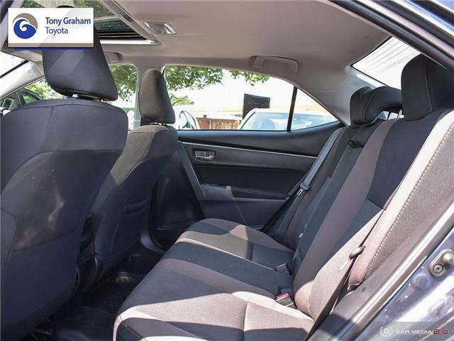2019 Toyota Corolla LE (Stk: U9134) in Ottawa - Image 25 of 29
