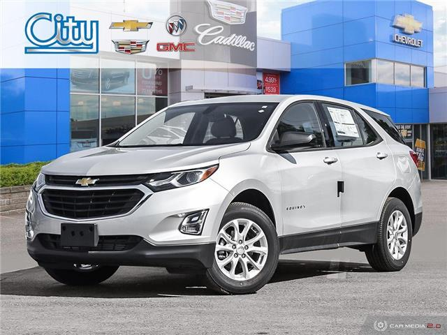 2019 Chevrolet Equinox LS (Stk: 2914438) in Toronto - Image 1 of 27
