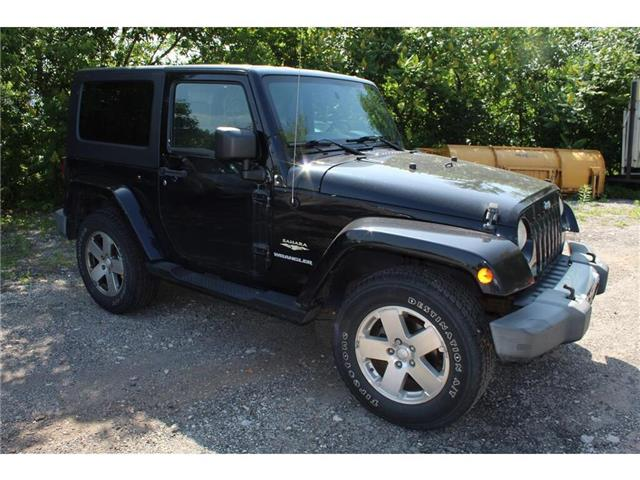 2009 Jeep Wrangler  (Stk: 701561) in Milton - Image 1 of 15