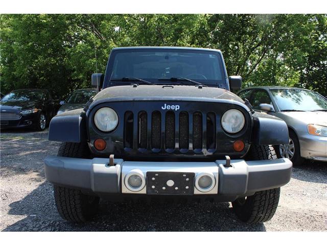 2009 Jeep Wrangler  (Stk: 701561) in Milton - Image 3 of 15