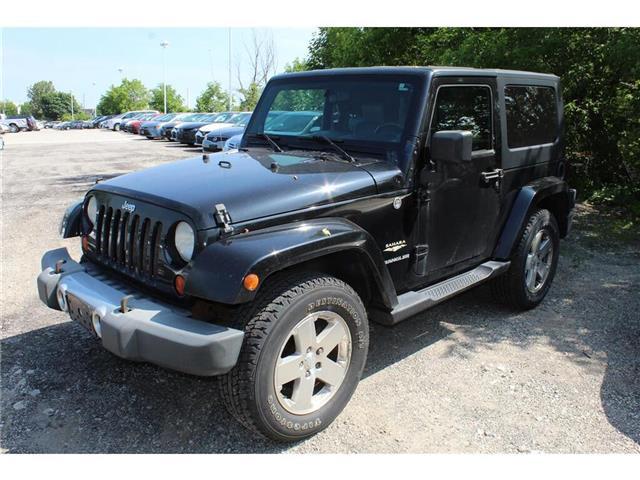 2009 Jeep Wrangler  (Stk: 701561) in Milton - Image 4 of 15