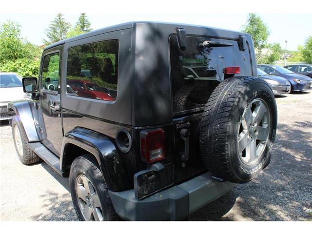 2009 Jeep Wrangler  (Stk: 701561) in Milton - Image 7 of 15