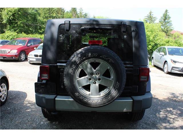 2009 Jeep Wrangler  (Stk: 701561) in Milton - Image 9 of 15