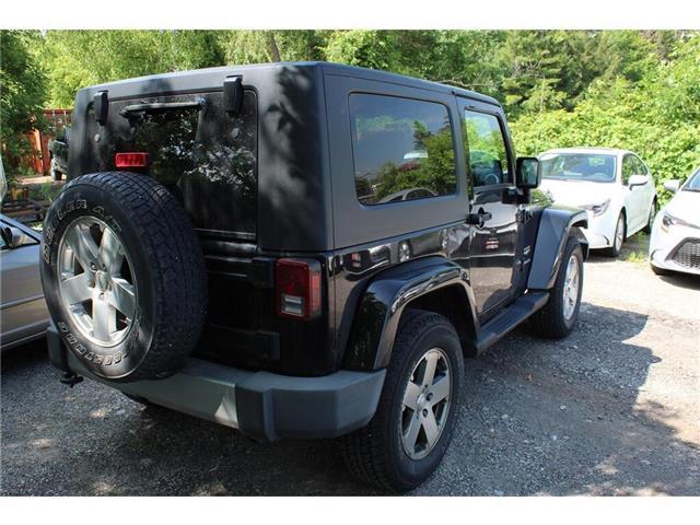 2009 Jeep Wrangler  (Stk: 701561) in Milton - Image 10 of 15
