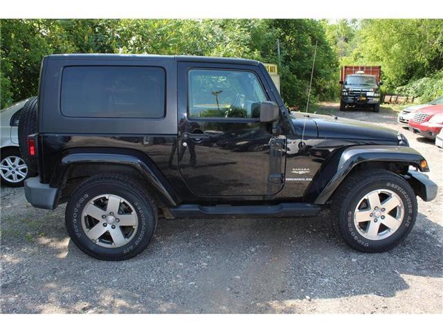 2009 Jeep Wrangler  (Stk: 701561) in Milton - Image 11 of 15