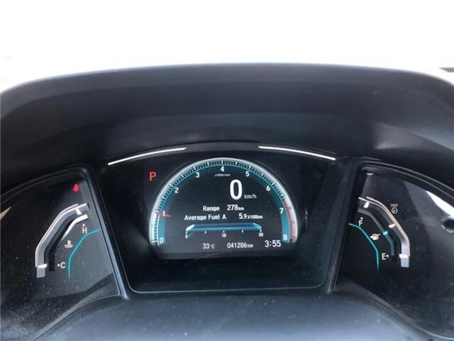 2017 Honda Civic LX (Stk: p7091) in Georgetown - Image 6 of 8
