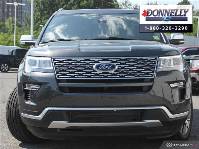 2019 Ford Explorer Platinum (Stk: DS1468) in Ottawa - Image 2 of 27