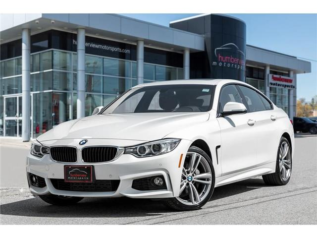 2016 BMW 435i xDrive Gran Coupe (Stk: 19HMS575) in Mississauga - Image 1 of 22