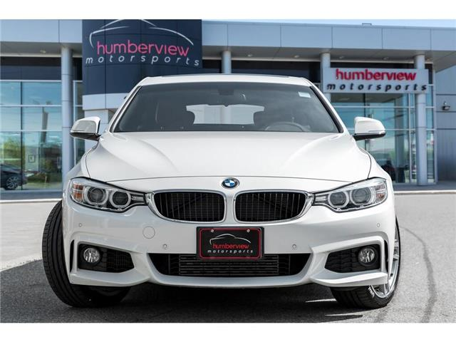 2016 BMW 435i xDrive Gran Coupe (Stk: 19HMS575) in Mississauga - Image 2 of 22