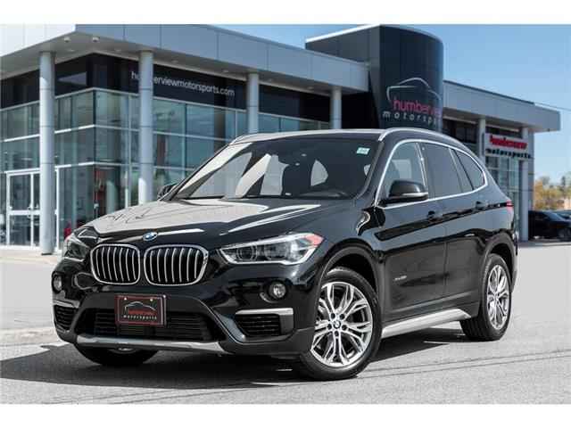 2017 BMW X1 xDrive28i (Stk: 19HMS594) in Mississauga - Image 1 of 22