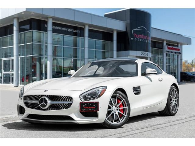 2016 Mercedes-Benz AMG GT S (Stk: 19HMS391A) in Mississauga - Image 1 of 21