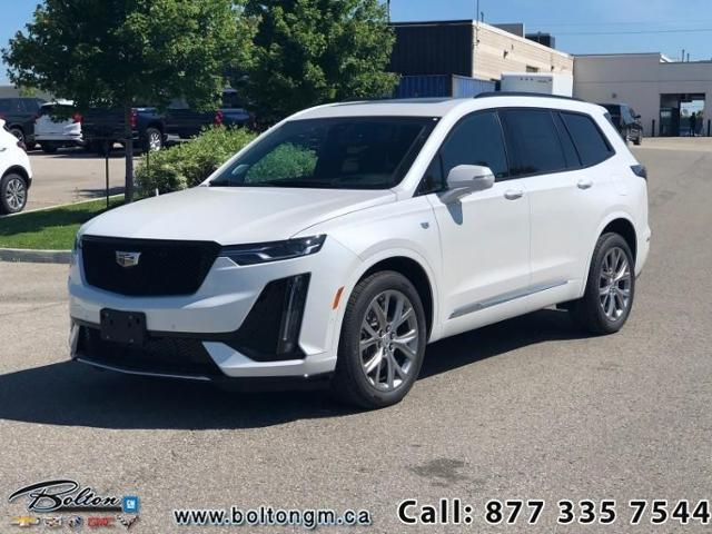 2020 Cadillac XT6 Sport (Stk: 101079) in BOLTON - Image 1 of 28