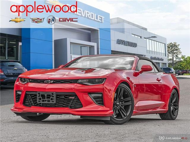 2018 Chevrolet Camaro 2SS (Stk: 8367P) in Mississauga - Image 1 of 25