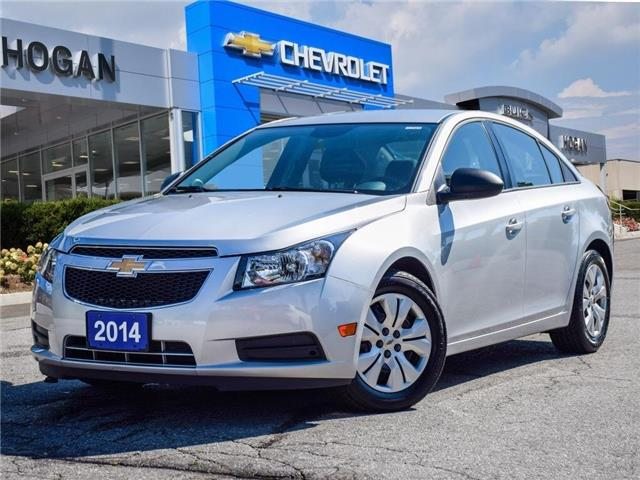 2014 Chevrolet Cruze 2LS (Stk: WN402897) in Scarborough - Image 1 of 21