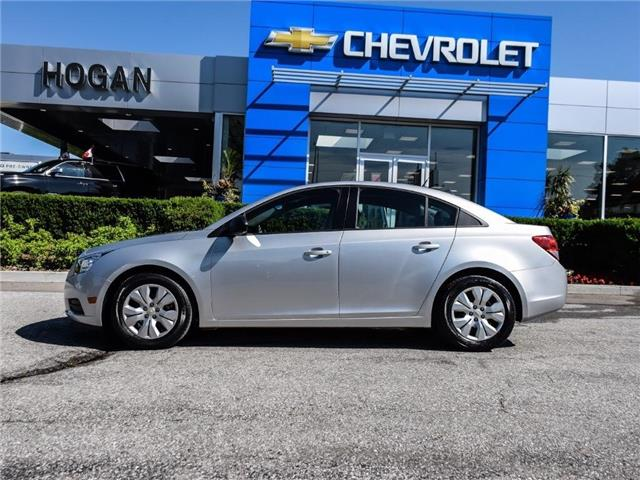 2014 Chevrolet Cruze 2LS (Stk: WN402897) in Scarborough - Image 2 of 21