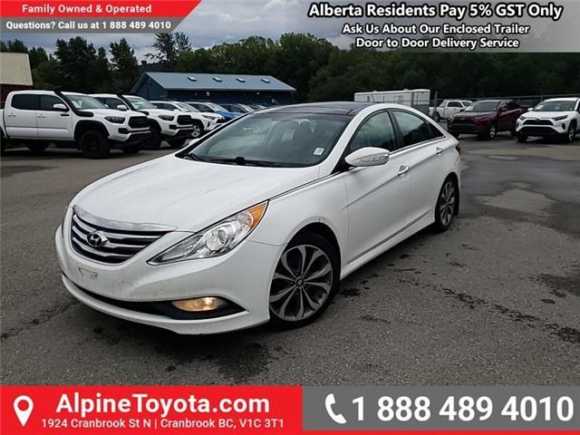 2014 Hyundai Sonata 2.0T Limited (Stk: X200048A) in Cranbrook - Image 1 of 21