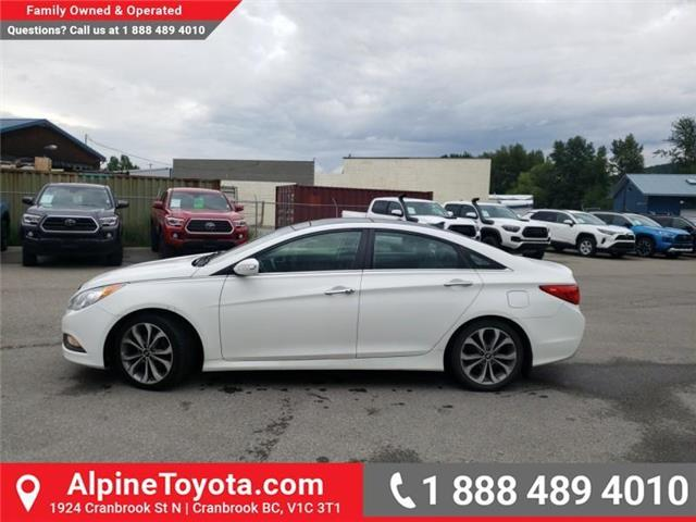 2014 Hyundai Sonata 2.0T Limited (Stk: X200048A) in Cranbrook - Image 2 of 21