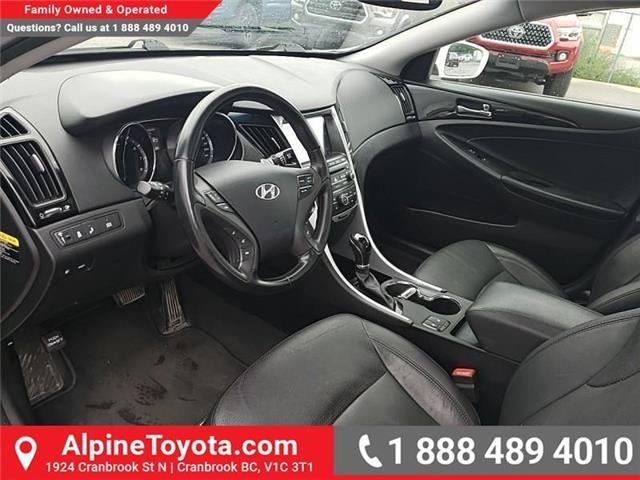 2014 Hyundai Sonata 2.0T Limited (Stk: X200048A) in Cranbrook - Image 9 of 21