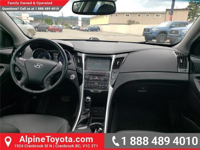2014 Hyundai Sonata 2.0T Limited (Stk: X200048A) in Cranbrook - Image 10 of 21