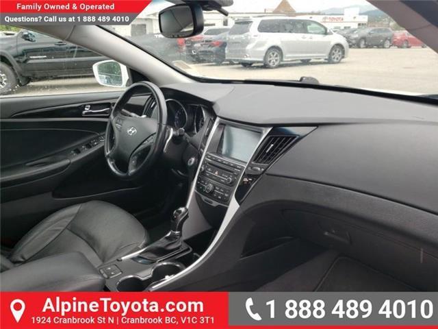 2014 Hyundai Sonata 2.0T Limited (Stk: X200048A) in Cranbrook - Image 11 of 21