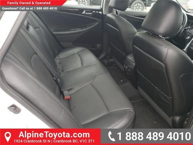 2014 Hyundai Sonata 2.0T Limited (Stk: X200048A) in Cranbrook - Image 12 of 21