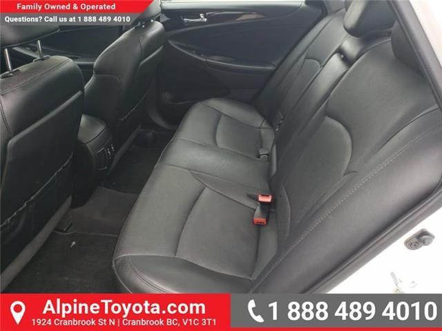 2014 Hyundai Sonata 2.0T Limited (Stk: X200048A) in Cranbrook - Image 13 of 21