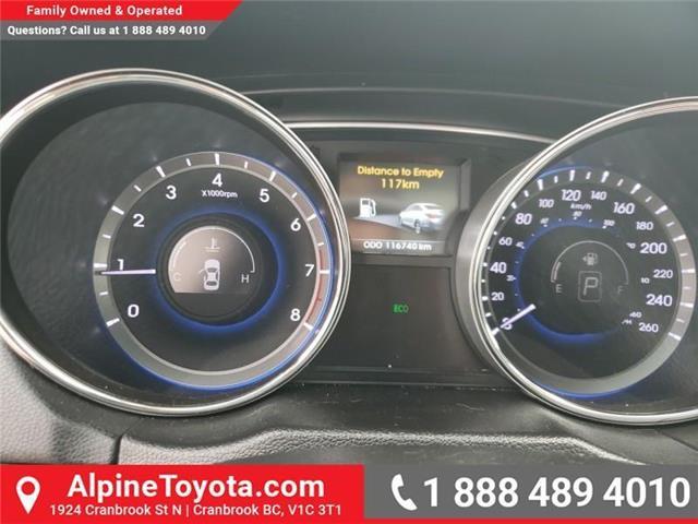 2014 Hyundai Sonata 2.0T Limited (Stk: X200048A) in Cranbrook - Image 16 of 21