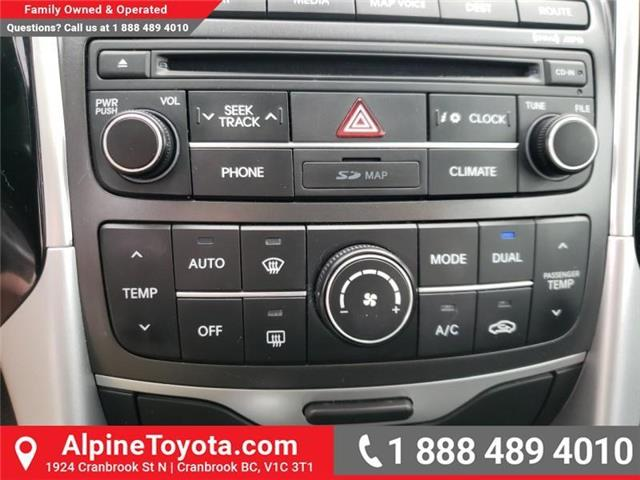 2014 Hyundai Sonata 2.0T Limited (Stk: X200048A) in Cranbrook - Image 20 of 21