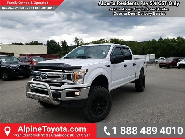 2018 Ford F-150 XLT (Stk: X165987A) in Cranbrook - Image 1 of 19