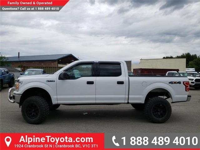 2018 Ford F-150 XLT (Stk: X165987A) in Cranbrook - Image 2 of 19