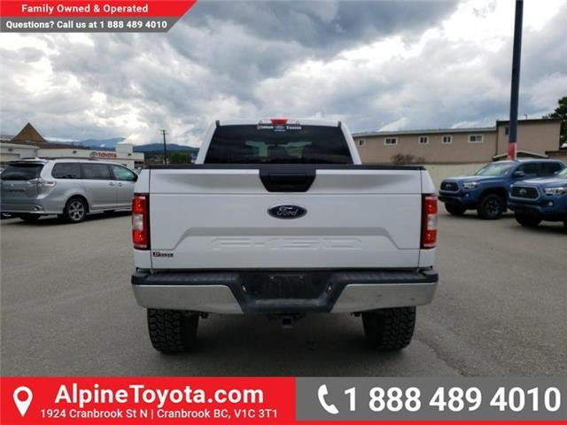 2018 Ford F-150 XLT (Stk: X165987A) in Cranbrook - Image 4 of 19