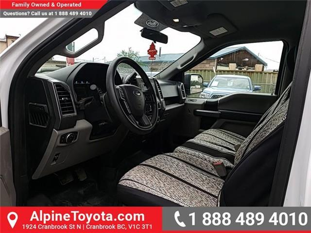 2018 Ford F-150 XLT (Stk: X165987A) in Cranbrook - Image 9 of 19