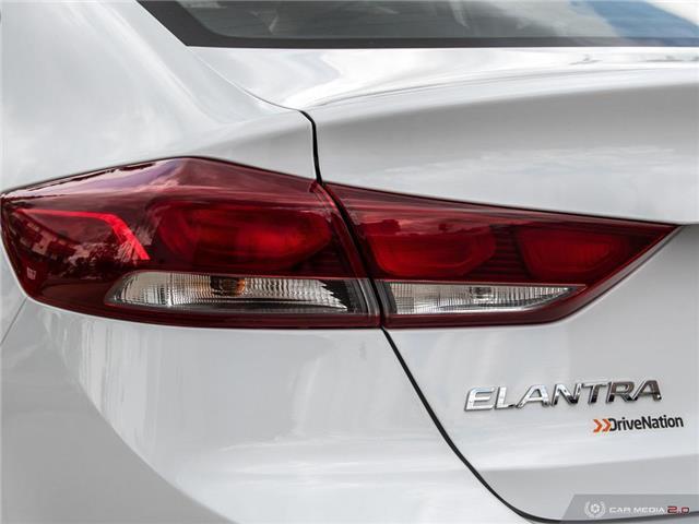 2018 Hyundai Elantra LE (Stk: D1380) in Regina - Image 11 of 27